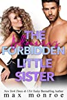 Book cover for The Billionaire's Forbidden Little Sister