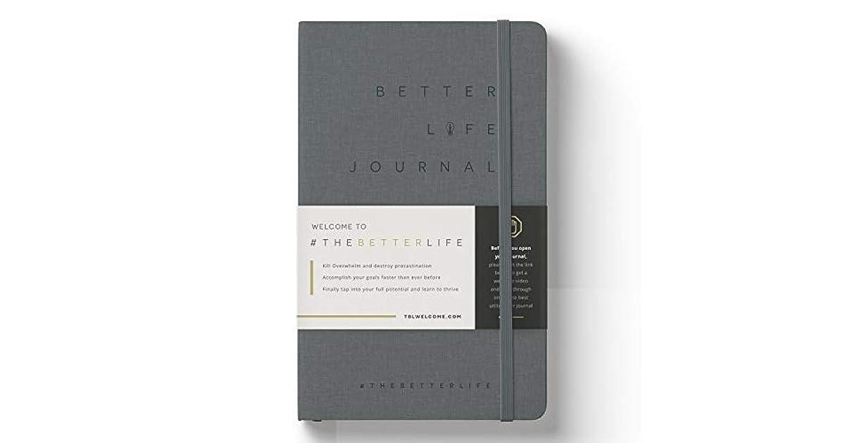 Dean Graziosi Better Life Journal Outcome Journaling By Dean Graziosi