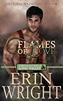 Flames of Love: A Firefighters of Long Valley Romance Novel