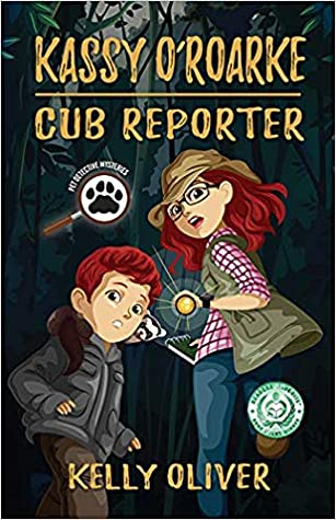 Kassy O'Roarke, Cub Reporter (Pet Detective Mysteries #1)