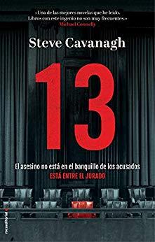 13 by Steve Cavanagh