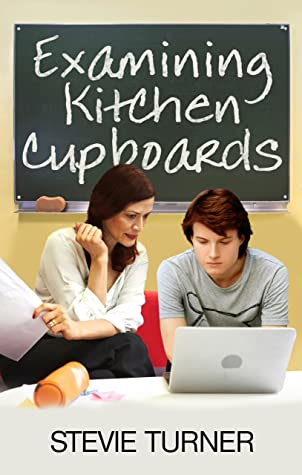Examining Kitchen Cupboards by Stevie Turner