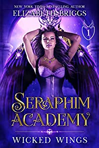 Wicked Wings (Seraphim Academy #1)