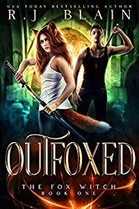 Outfoxed (The Fox Witch #1)