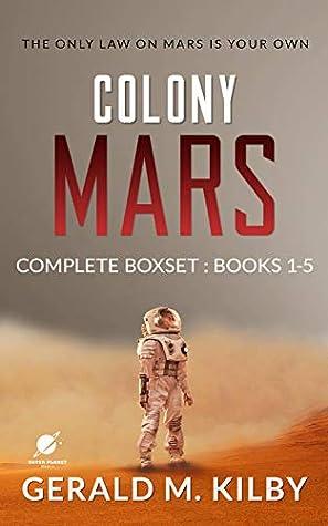 Colony Mars Boxset