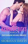 The Kennedy Boys Box Set (The Kennedy Boys, #4-7)