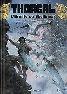 L'ermite de Skellingar (Thorgal, #37)