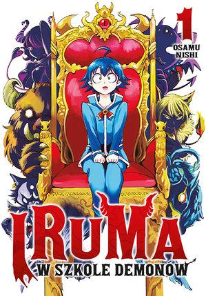 Mairimashita Iruma Kun Vol 1 By Osamu Nishi