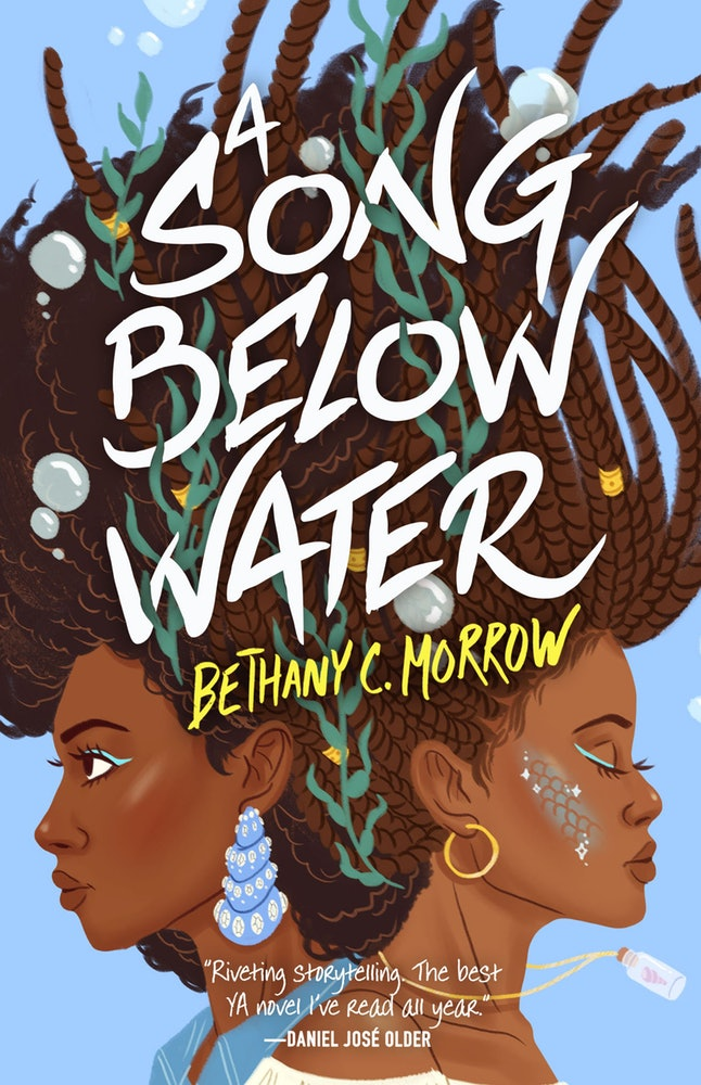 Review: A Song Below Water, Bethany C. Morrow