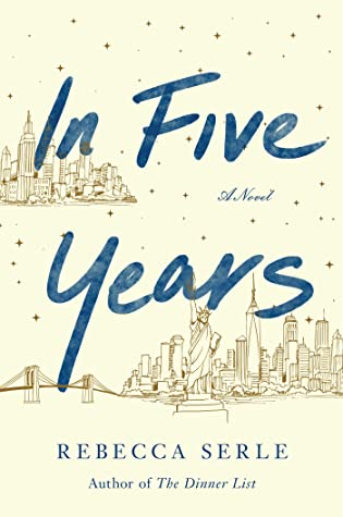 Image result for in five years book