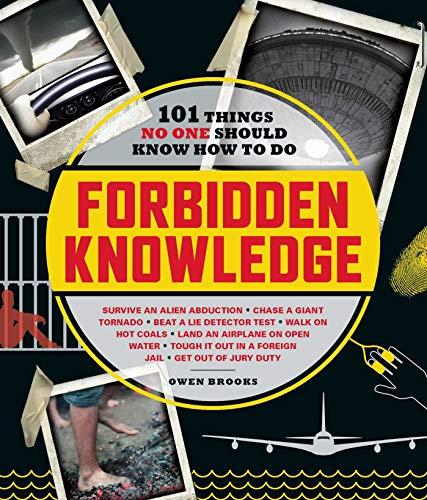 Forbidden Knowledge - Owen Brooks