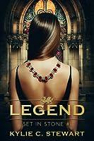 Set in Stone: A Contemporary Adventure Romance Novel (Legend Book 1)
