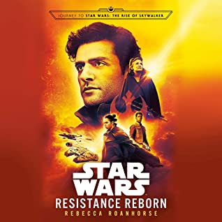 Book cover for Star Wars: Resistance Reborn