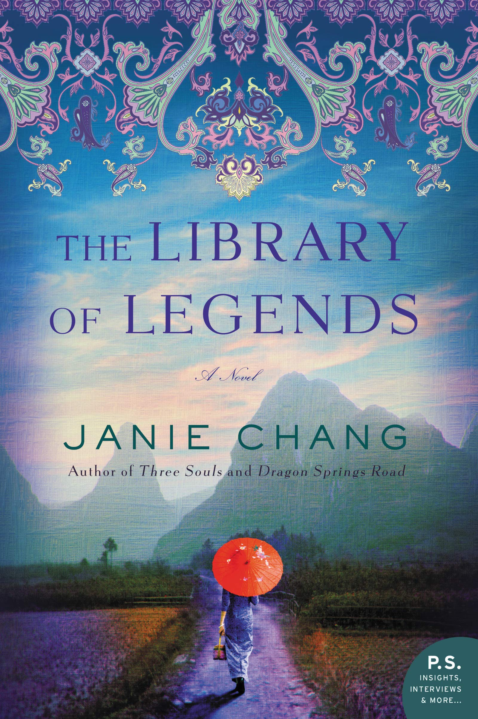 The Library of Legends - Janie Chang