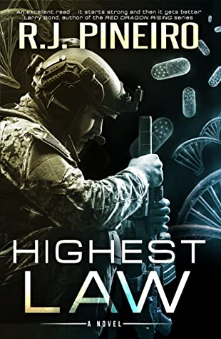 Highest Law (Law Pacheco #1)