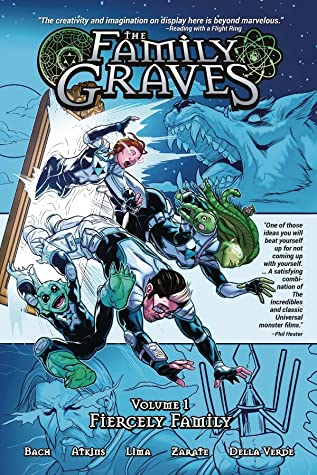 THE FAMILY GRAVES VOL. 1 TP