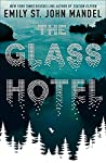 Book cover for The Glass Hotel