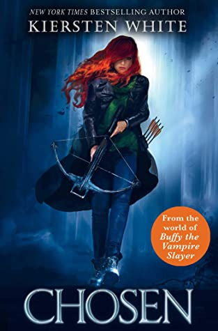 Chosen (Slayer, #2)