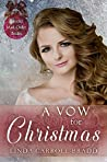 A Vow For Christmas (Spinster Mail-Order Brides #7)