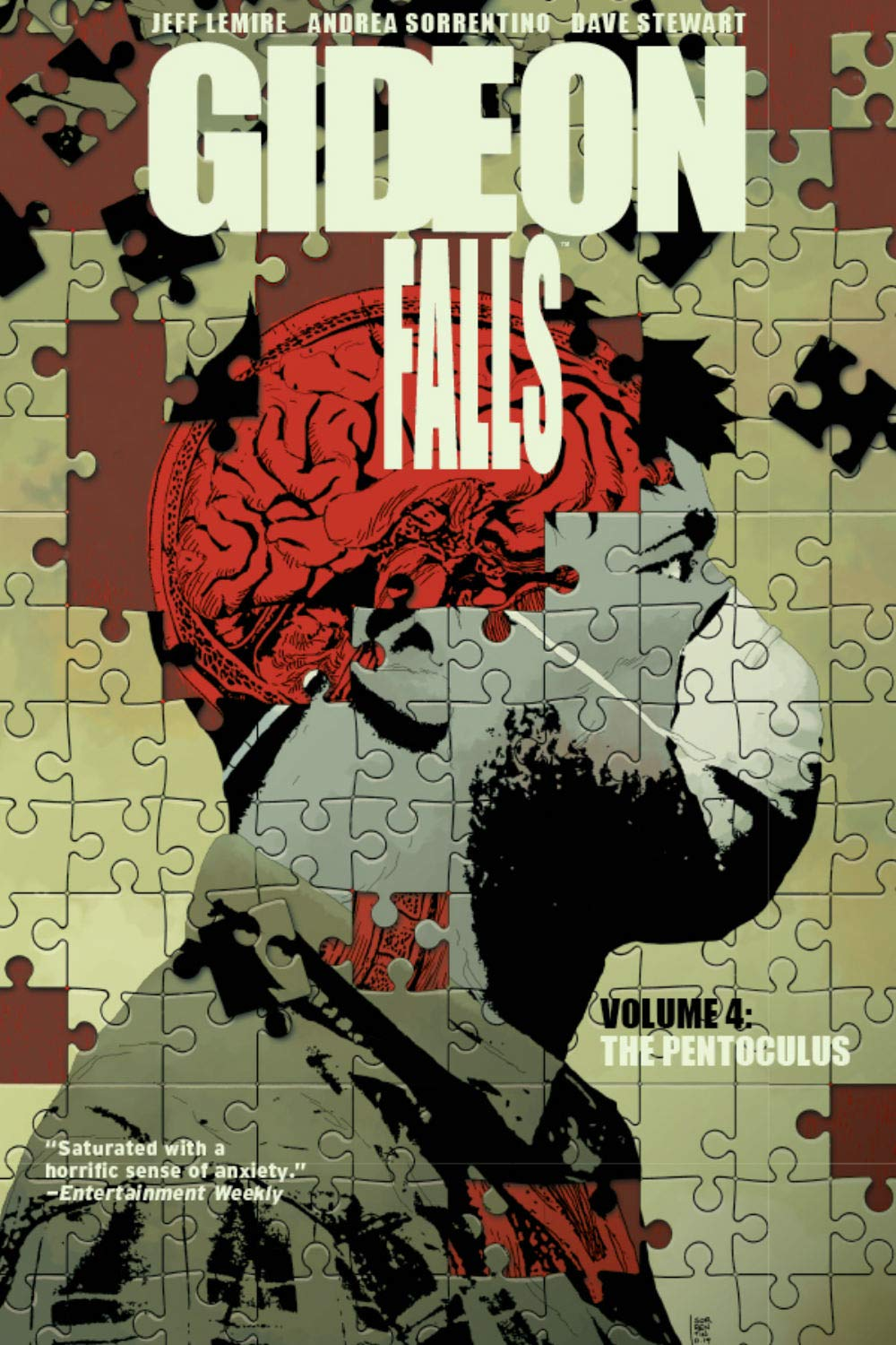 Gideon Falls, Vol. 4: The Pentoculus