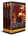 London Vampires Romance Series Box Set