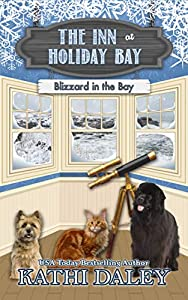 Blizzard in the Bay (The Inn at Holiday Bay, #8)