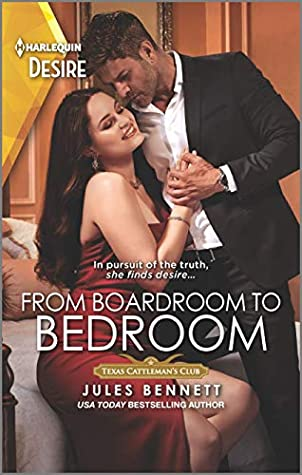 From Boardroom to Bedroom (Texas Cattleman's Club: Inheritance Book 2713)