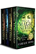 The Magic Series: Box Set 1 of the Calliope Jones Novels
