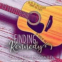 Finding Kennedy (Prototype, #2)