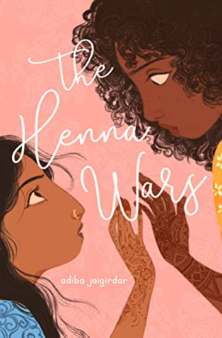 The Henna Wars cover.