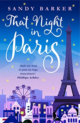 That Night in Paris (Holiday Romance Book 2)