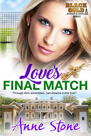 Love's Final Match (Black Gold Management Agency #1)