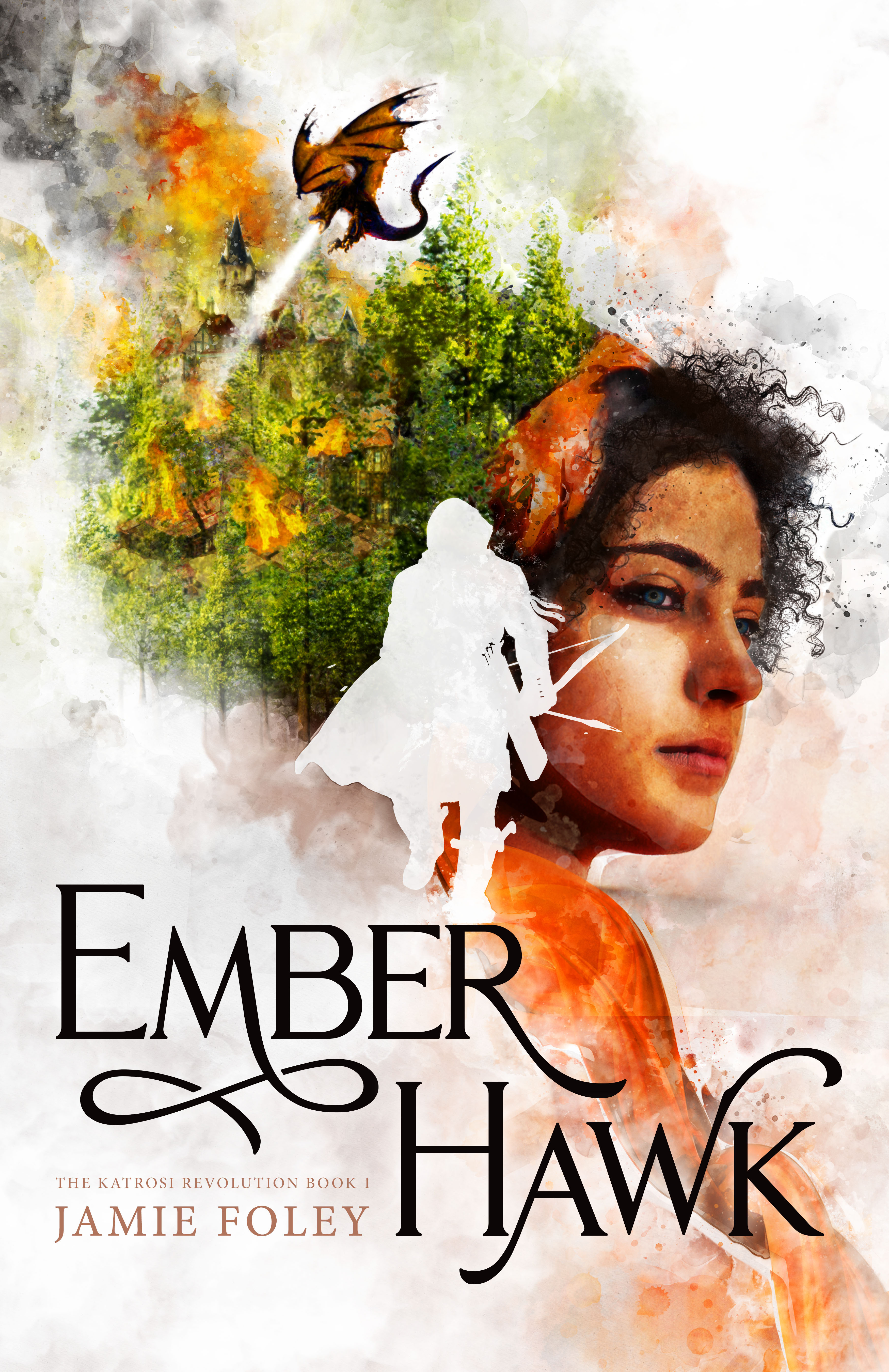 Emberhawk - Jamie Foley