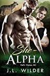 She-Alpha (Hell's Wolves MC Book 6)