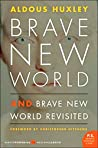 Brave new world and Brave New World Revisited (Perennial Classics) Cover