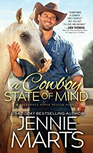 A Cowboy State of Mind (Creedence Horse Rescue #1)