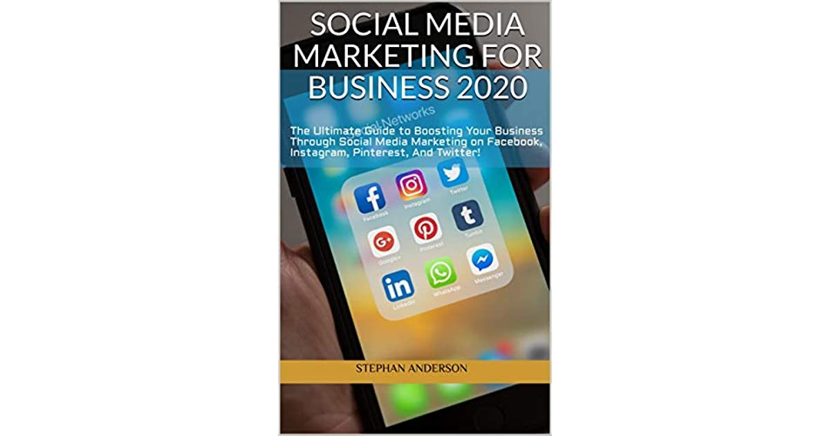 Book Huntress (The United States)'s review of SOCIAL MEDIA MARKETING FOR BUSINESS 2020: The Ultimate Guide to Boosting Your Business Through Social Media Marketing on Facebook, Instagram, Pinterest, And Twitter!
