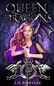 Queen of Dragons (Kingdom of Fairytales: Sleeping Beauty, #1)
