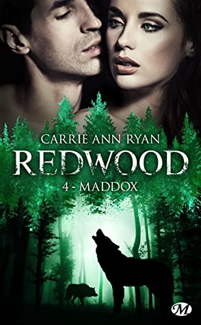 Maddox (Redwood, #4)
