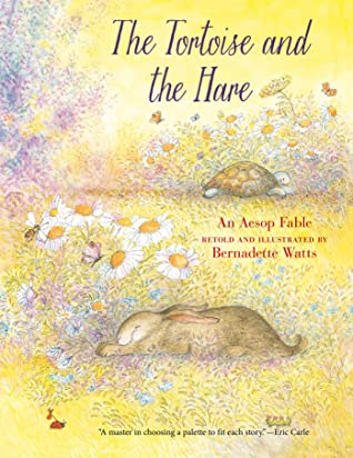 The Tortoise And The Hare By Bernadette Watts