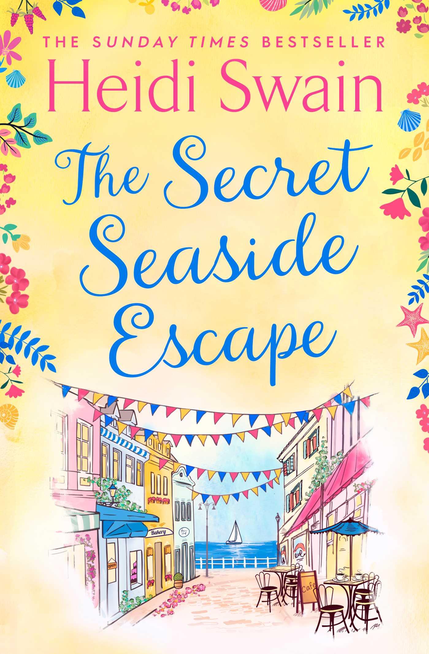 The Secret Seaside Escape - Heidi Swain
