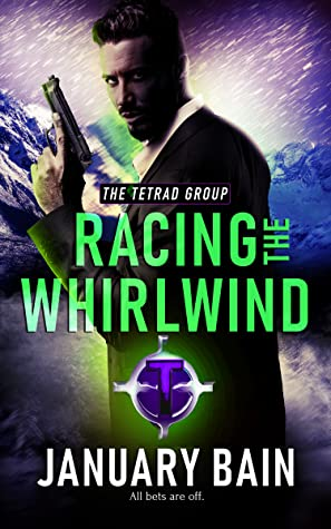 Racing the Whirlwind by January Bain