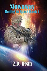 Stowaway (Redleg in Space #1)