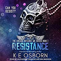 Resistance (Chicago Defiance MC, #1)