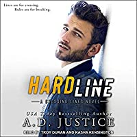 Hard Line (Crossing Lines, #3)