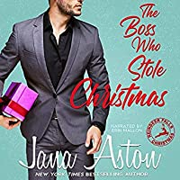 The Boss Who Stole Christmas (Reindeer Falls, #1)