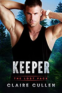 Keeper (The Lost Pack, #2)