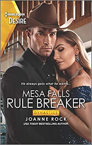 Rule Breaker (Dynasties: Mesa Falls Book 3)