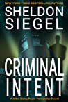 Criminal Intent (Mike Daley/Rosie Fernandez Mystery, #3)