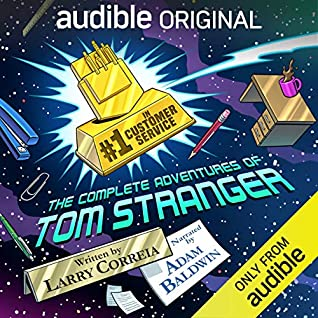 #1 in Customer Service The Complete Adventures of Tom Stranger